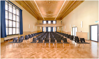 Image of the lecture theatre